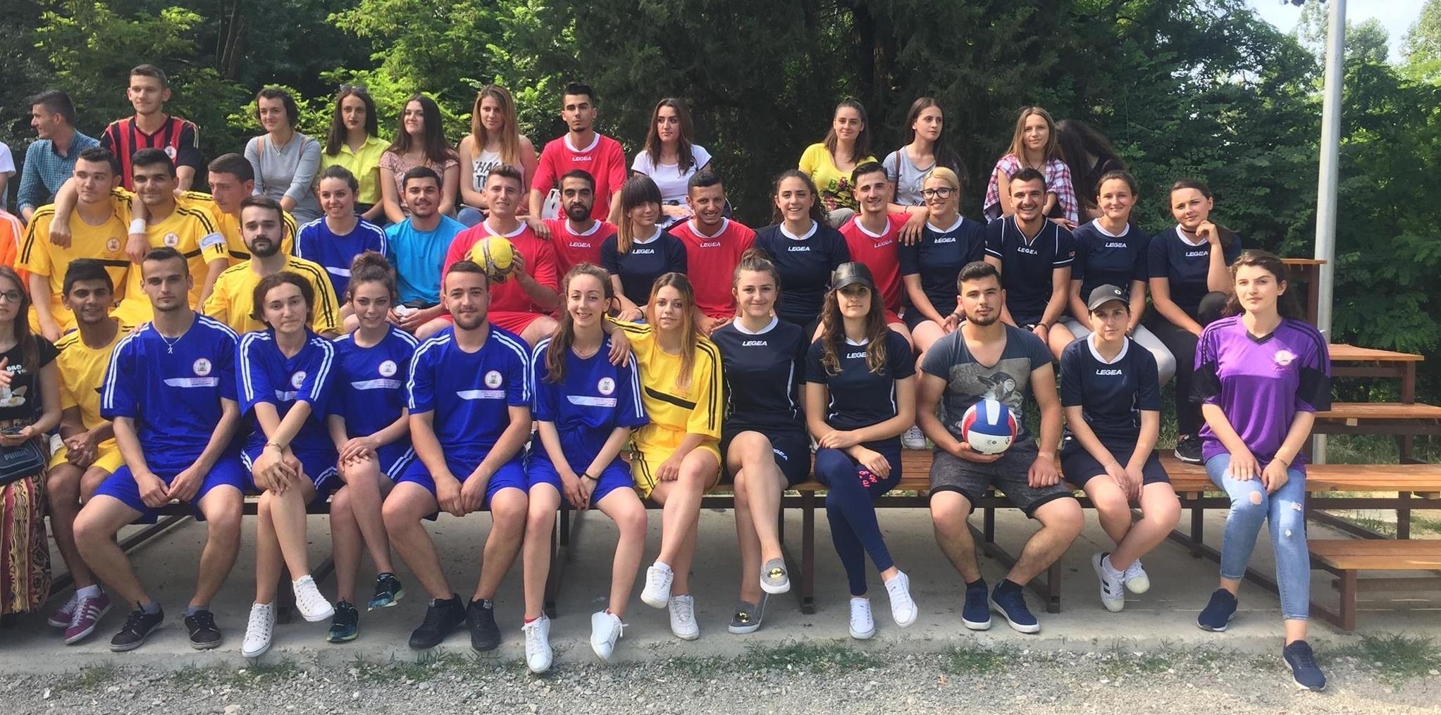 Kampionati i Minifutbollit dhe i Volejbollit