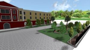 Projekti i ambienteve të jashtme FHF